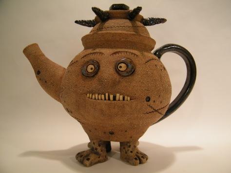 Teapot Creatures